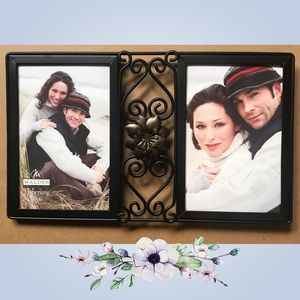 NEW! Metal Picture Frame